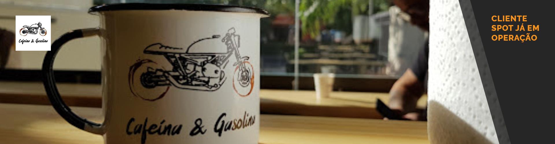 cafeína gasolina