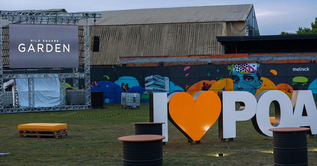 Porto Alegre ganha novo complexo de gastronomia, cultura e lazer